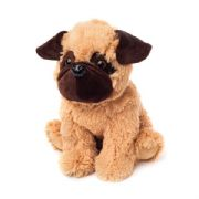 Warmies Cozy Plush Pug Dog Microwaveable Soft Toy